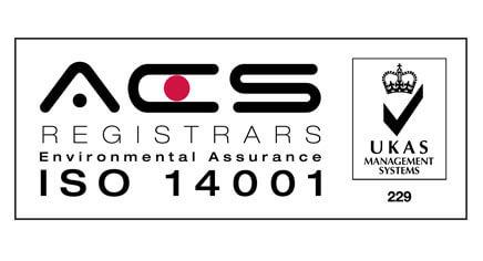 ACS Registrars ISO 14001