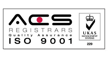 ACS Registrars ISO 9001